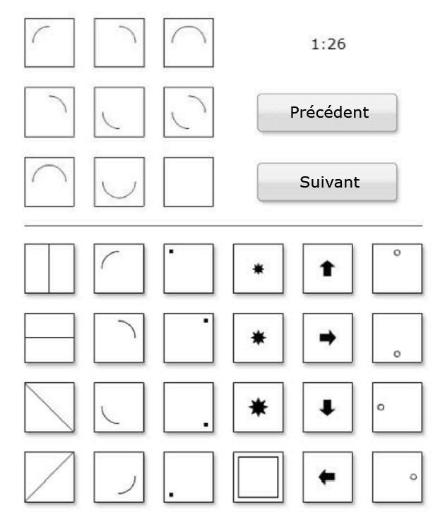 exemple de matrice DESIGMA