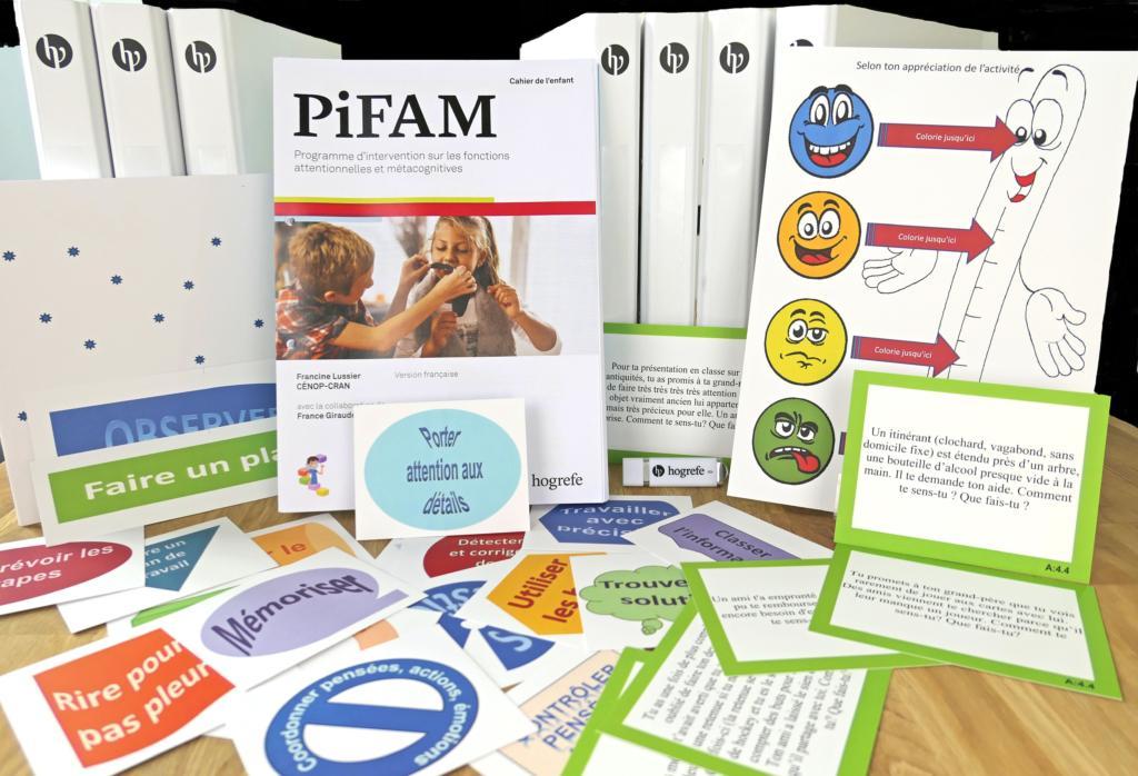 PiFAM - Kit de mise à niveau 3