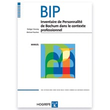 inventaire de personnalité de bochum dans le contexte professionnel